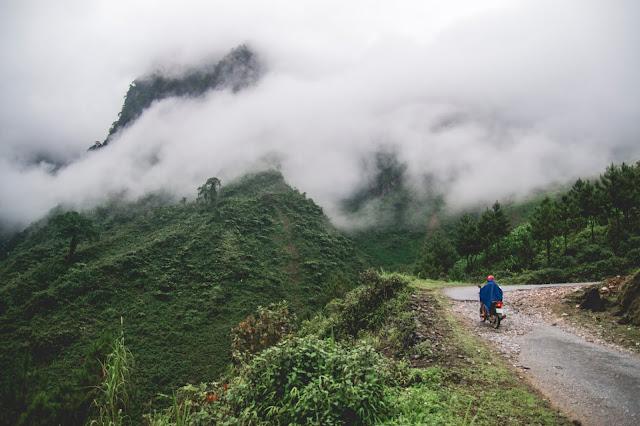 północ Wietnamu | góry w Wietnamie