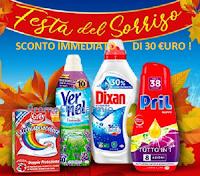 Logo Casa Henkel Festa del Sorriso: subito uno sconto di 30€ !