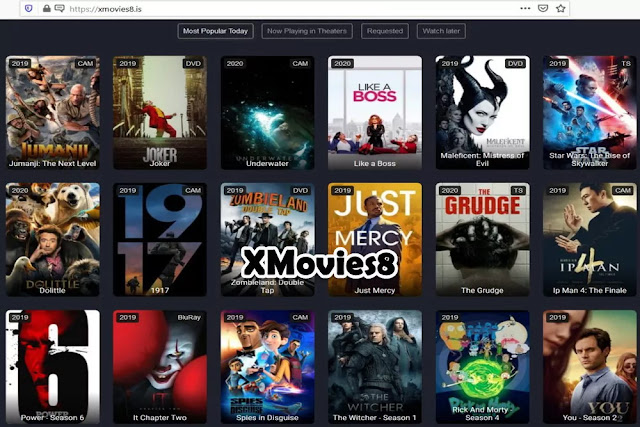 XMovies8 : Free Movie Streaming Sites No Sign Up