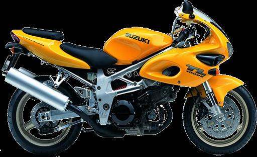 render moto Suzuki