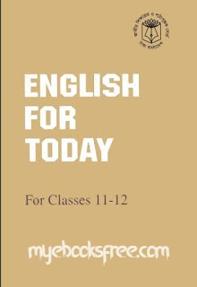 HSC English For Today (Class 11-12) Pdf Book By NCTB