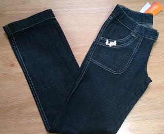 calça jeans Liliputi tam 12