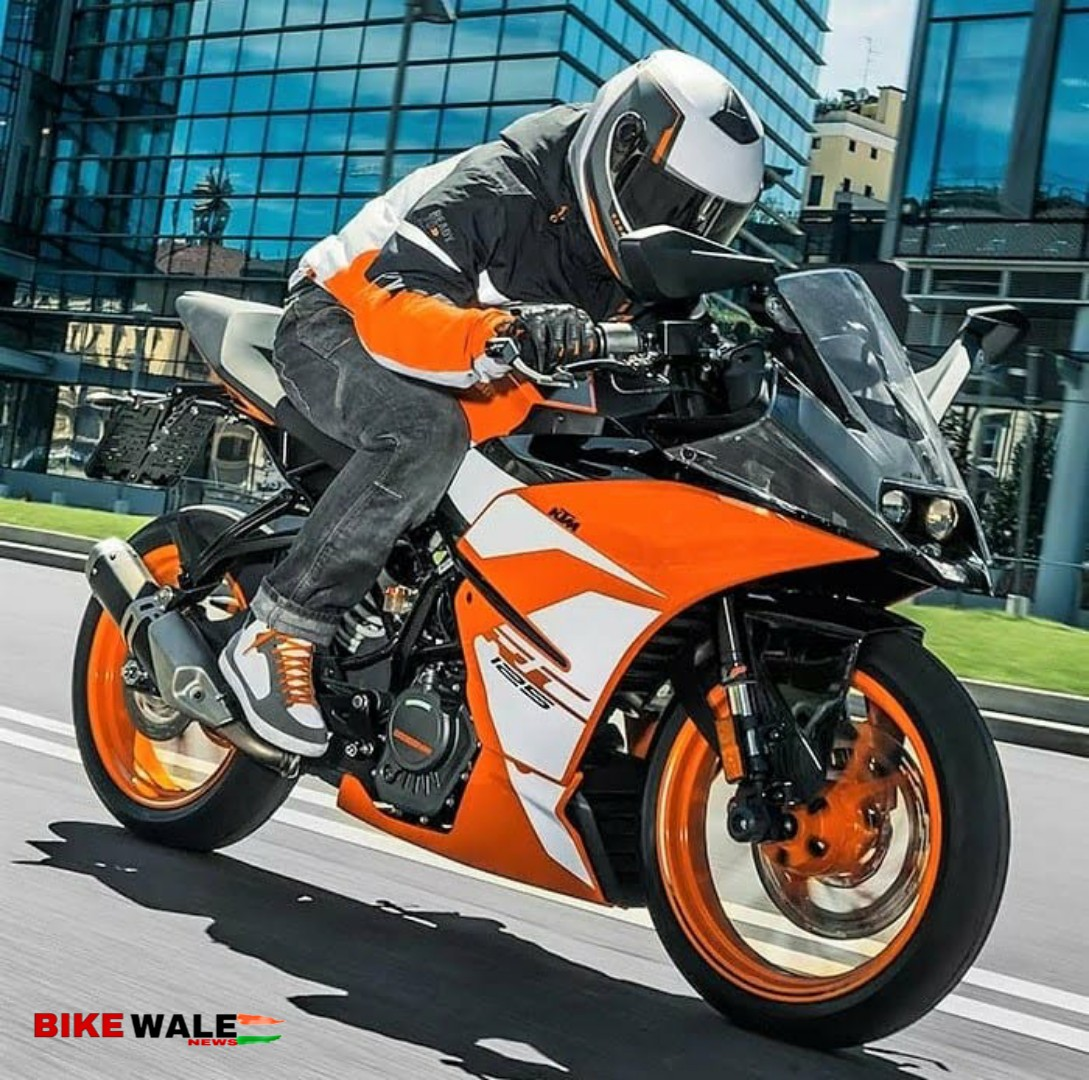 ktm rc 125 launch date in india - Bike wale News
