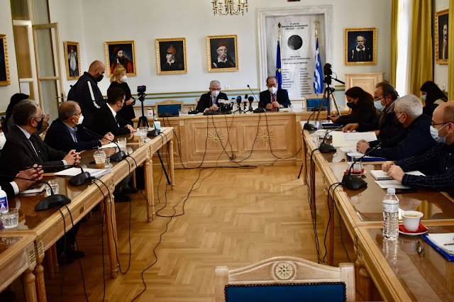 Στις καταστροφικές ζημιές στην Αργολίδα αναφέρθηκε ο Μαλτέζος στην συνάντηση με τον Πρόεδρο του ΕΛΓΑ