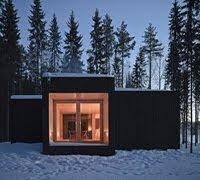 Casa de cuatro esquinas de Avanto Architects