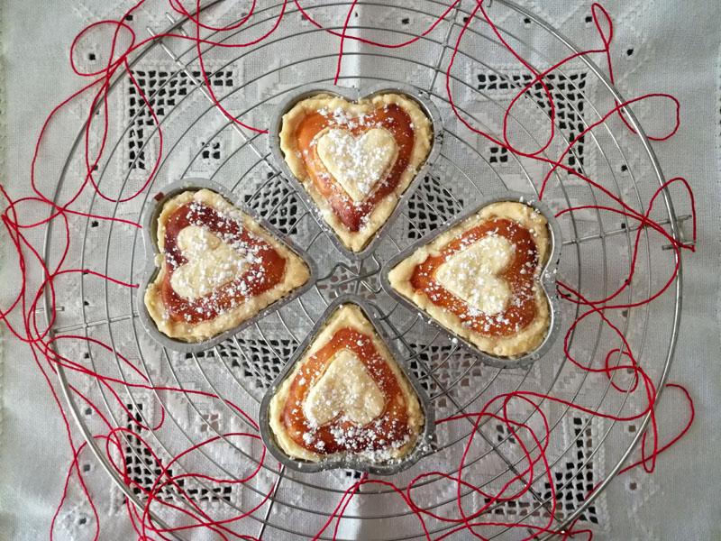 Cuori dolci alla vaniglia: dolci per San Valentino