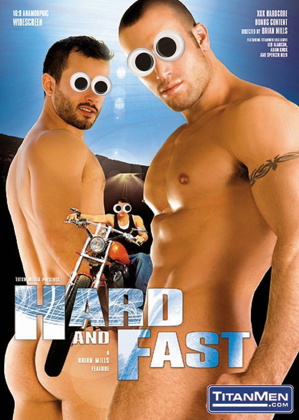 Gay porn movie titles