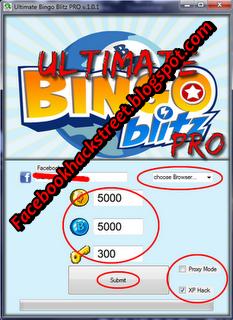 Bingo Blitz Redirect Page