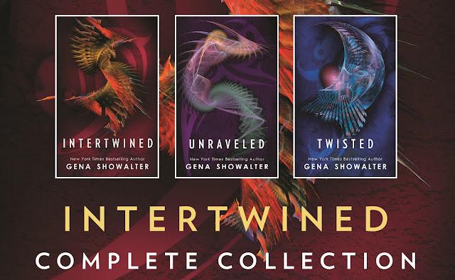 ¡Nuevas Portadas para la serie Intertwined!