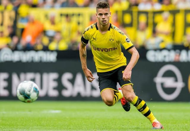 Rời Dortmund, sao Đức đến bến đỗ gây sốc