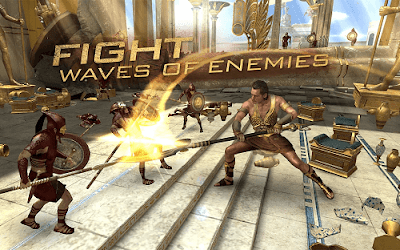 Gods Of Egypt Game v1.1 Mod Apk Data (Instant Skill)1