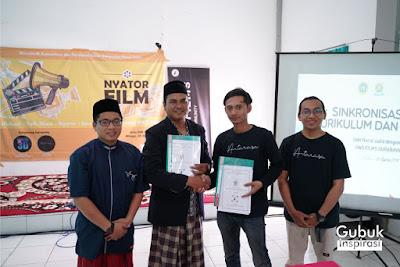 MoU PWO Film dan SMK Nurul Jadid