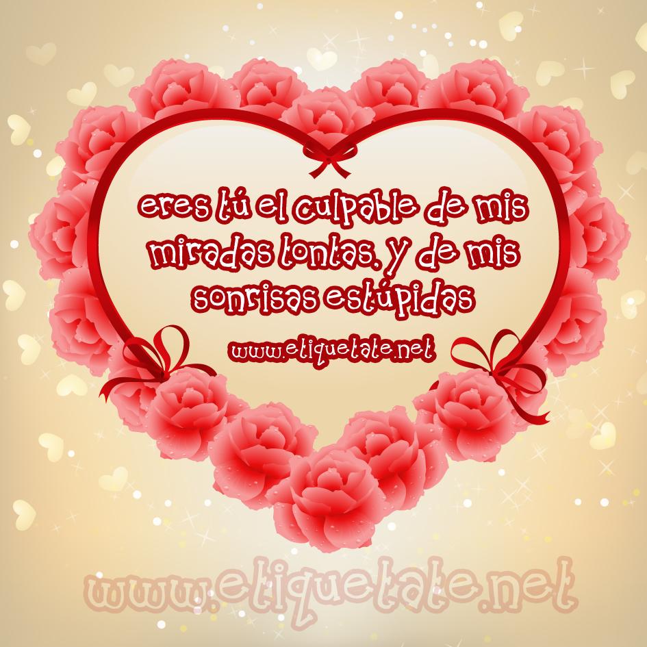San Valentin 2012 Frases de Amor Gratis