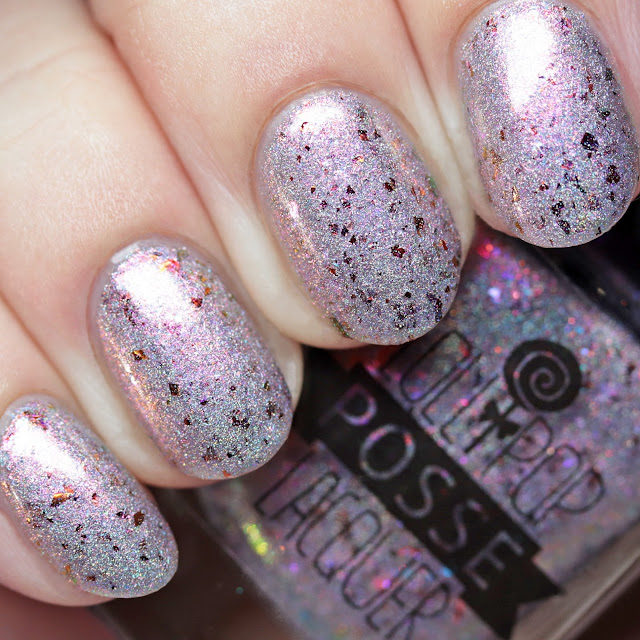 Lollipop Posse Lacquer Hurricane Realness