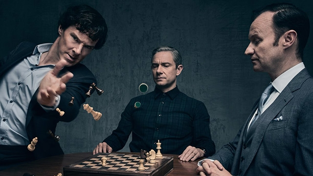 Sherlock Season 4 Sub Indo
