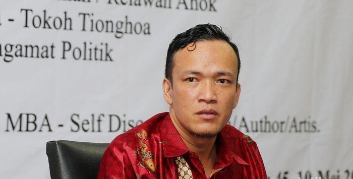 Ketum Relawan Jokowi Mania 'Ancam' Menteri Pertanian, Mundur Atau Ditangkap KPK, Ada Apa Nih?