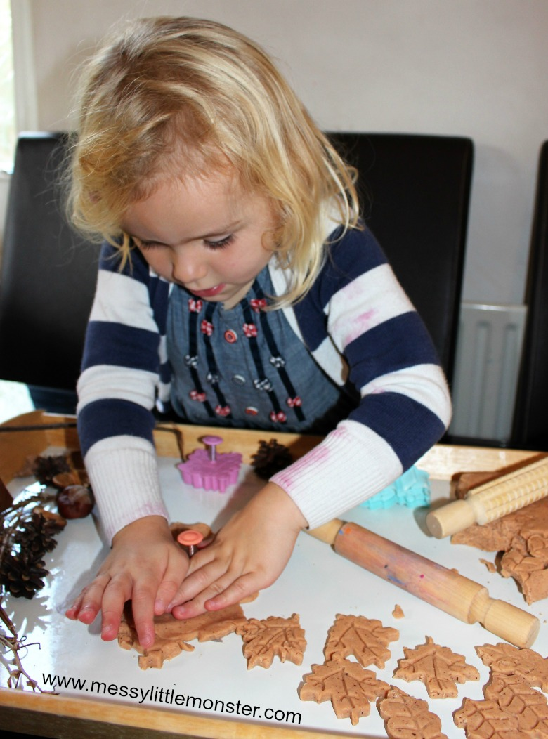 Autumn activities for preschoolers
