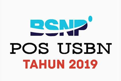 POS USBN 2019