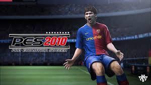 تنزيل لعبه PES 2010 للكمبيوتر