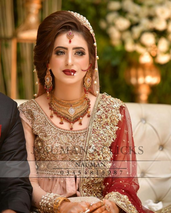Salman Saeed and Aleena Wedding Photo Shoot