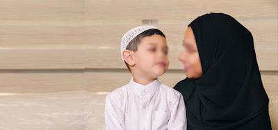 Isteri Harus Bersungguh-sungguh dalam Mendidik Anak