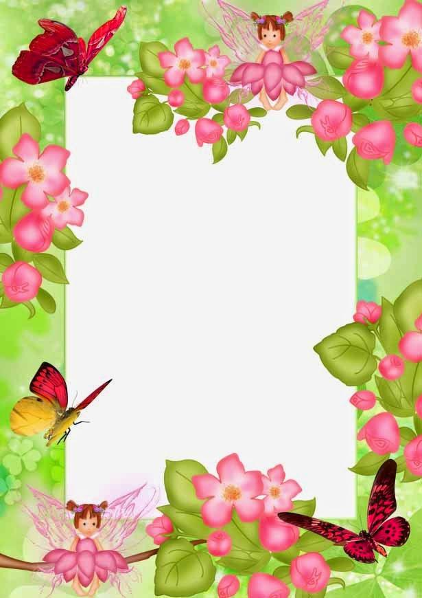 flowers png frame   png frame