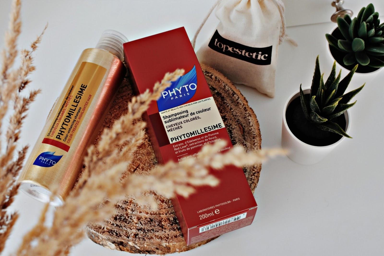 Kosmetyki do włosów Phyto