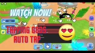 ROBLOX - TAPPING GODS GUI AUTO TAP | PASTEBIN