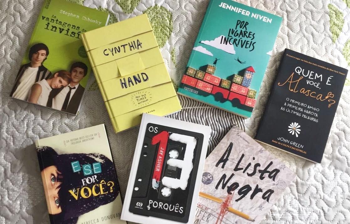 Resumos de livros para adolescentes
