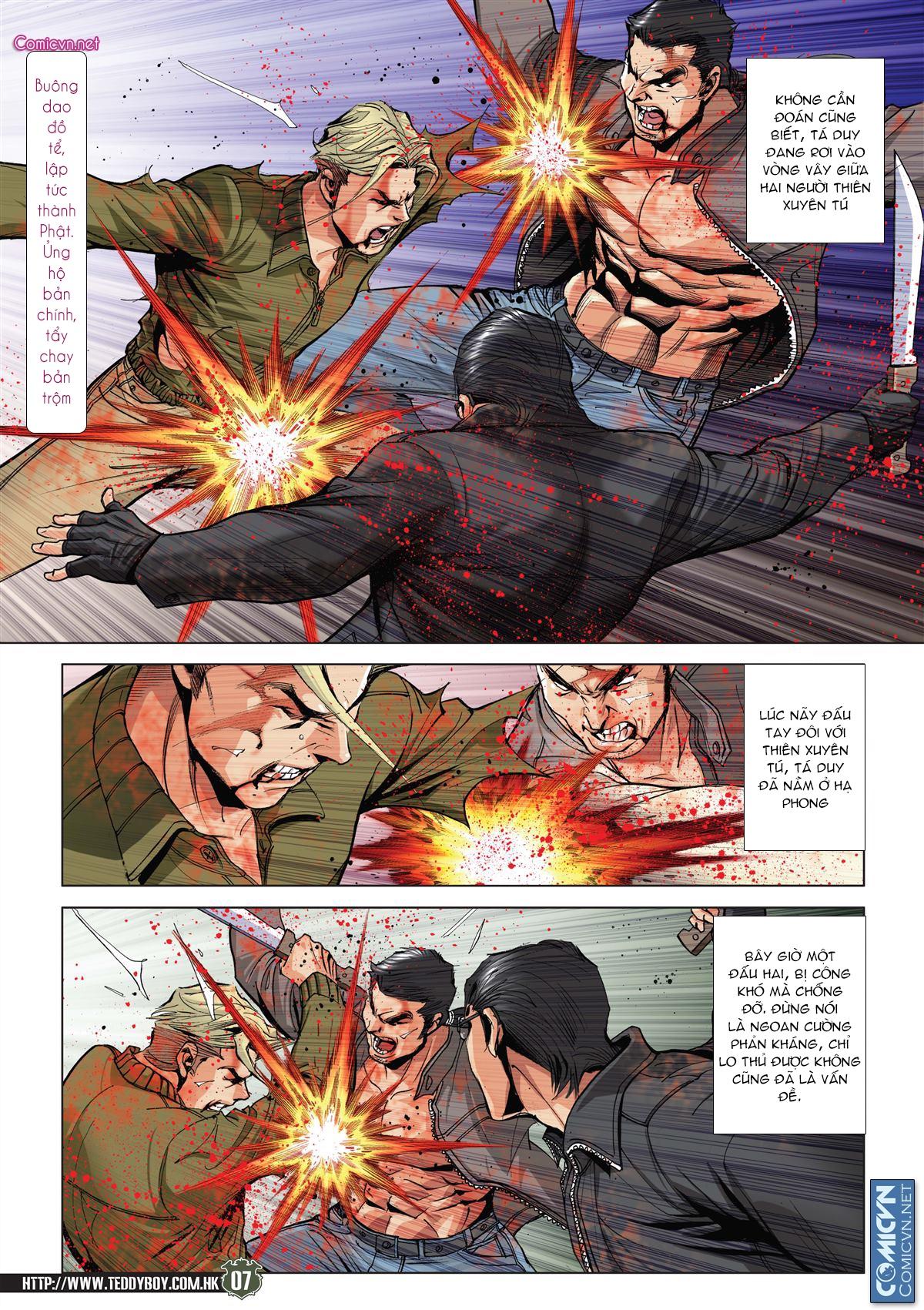 Người Trong Giang Hồ RAW chap 2085 - Trang 6