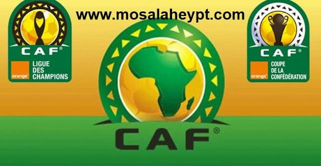 دورى ابطال افريقيا / إعادة مباراة الزمالك وجينيراسيون فوت السنغالى