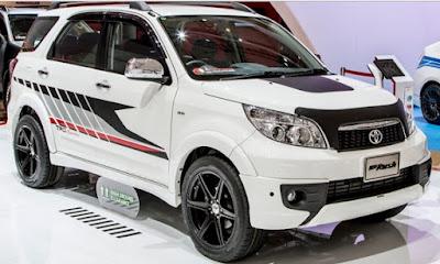 Kredit Toyota Rush Baru 2017