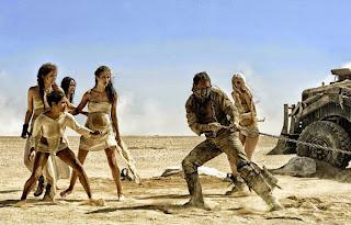 ดูหนัง แมดแม็กซ์ ถนนโลกันตร์ - Mad Max Fury Road
