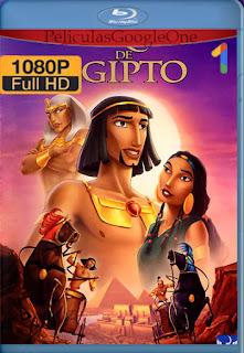 El príncipe de Egipto (1998) [1080p BRrip] [Latino-Inglés] [LaPipiotaHD]