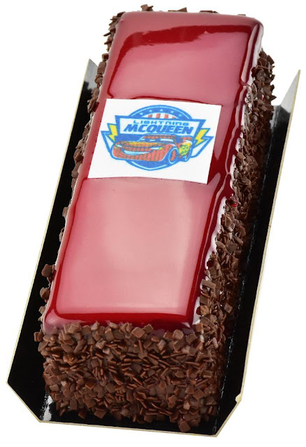 Lightning McQueen Cake from Disney World Hollywood Studios Lightning McQueen Day