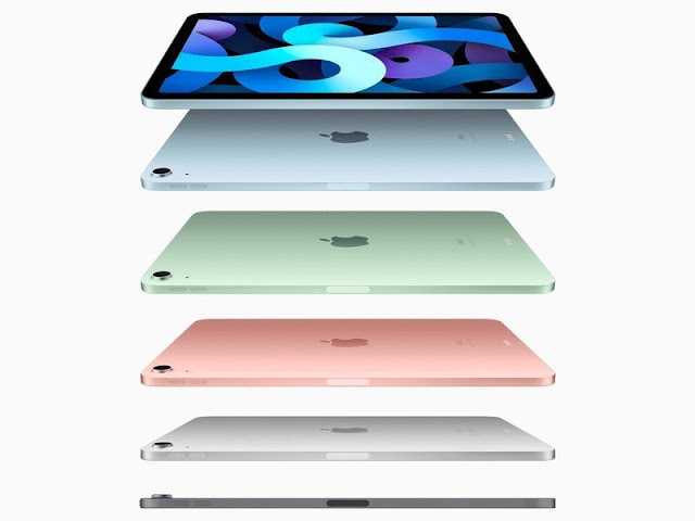 I have ordered my iPad Air 4 (2020)!