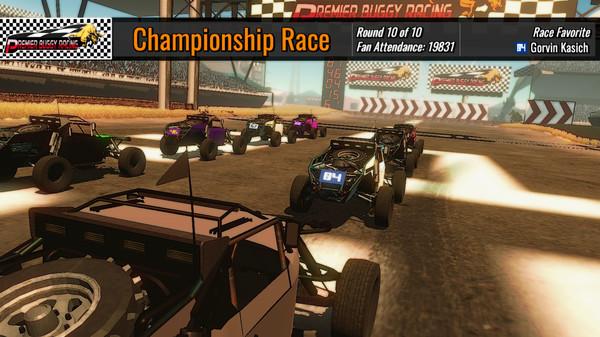 Premier Buggy Racing Tour PC Full