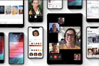 Perbarui ( Update ) Iphone Anda Ke Ios 12.4 Kini Juga! Sebelum Diretas Oleh Hacker Melalui Cara Terbaru