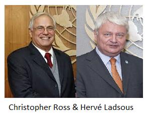 El Sáhara en la ONU durante el mes de Octubre