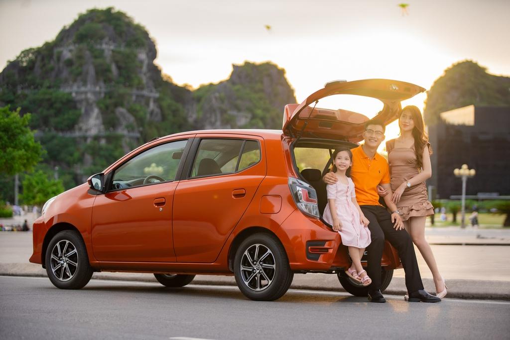 Toyota Wigo 2020 cải tiến tính năng và thiết kế, giảm 21 triệu đồng