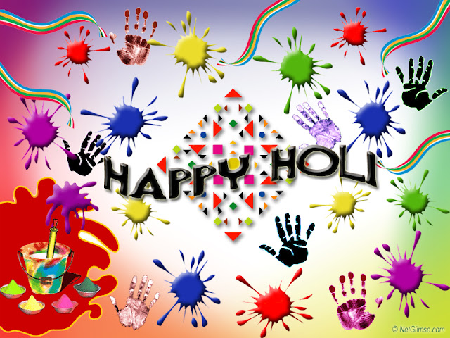Happy Holi 2018 Images
