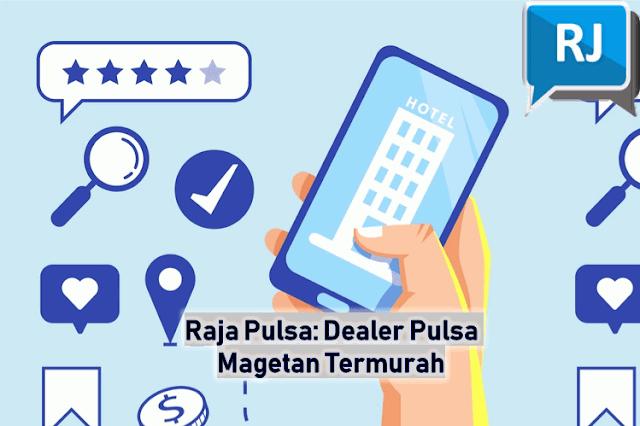 Raja Pulsa MPN : Dealer Pulsa Magetan Termurah