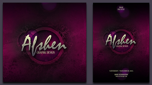 Create a Poster With Cool Texture Background In Photoshop