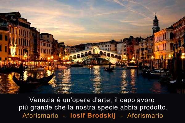 Aforismario Aforismi Frasi E Citazioni Su Venezia