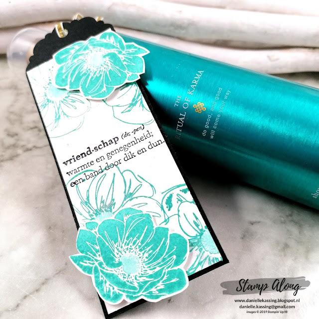 Stampin' Up! Woordenschat en Floral Essence