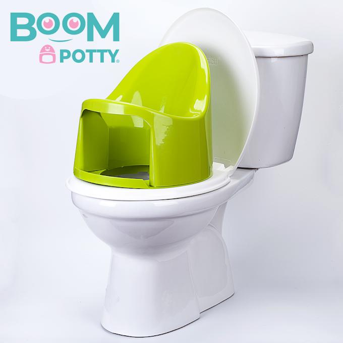Bô rửa đa năng Boom Potty