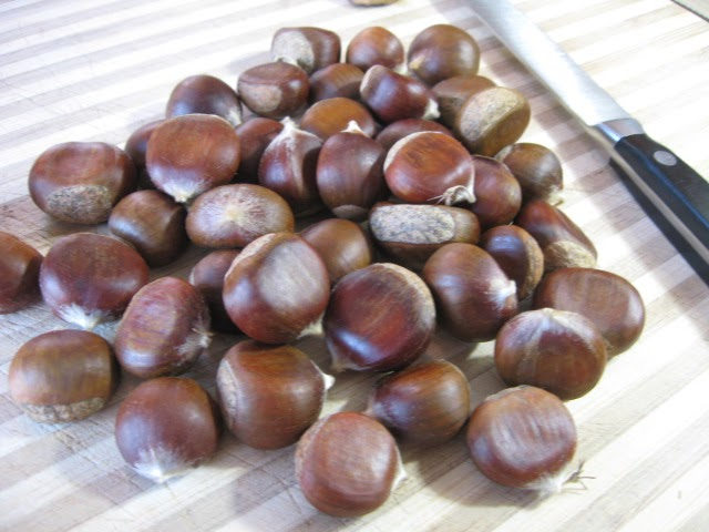 Roasted Chestnut Recipes Food Network