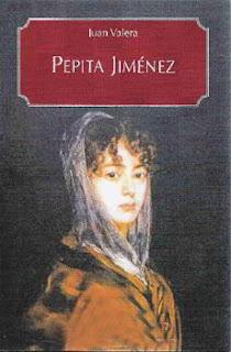 Portada del libro Pepita Jiménez para descargar en pdf gratis