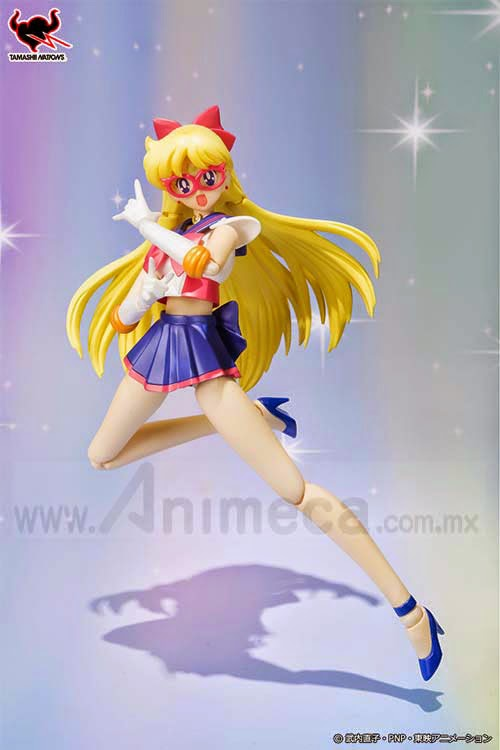 SAILOR V S.H.Figuarts FIGURE Bishoujo Senshi Sailor Moon BANDAI