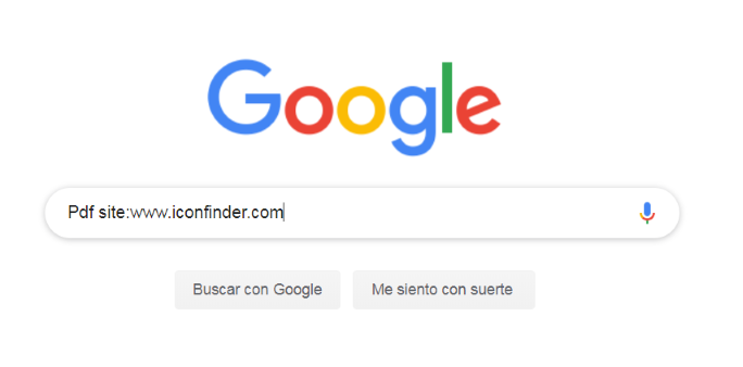Iconfinder Google